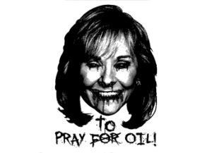 Pray to Oil