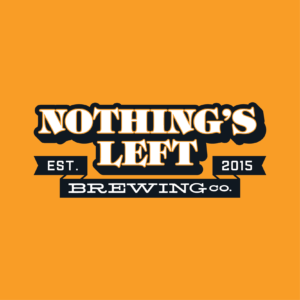 Nothing's Left Brewing Co. Branding