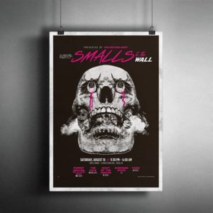 Smalls to the Walls Poster & T-shirt