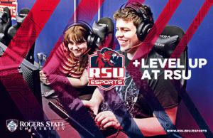 RSU Esports Postcard